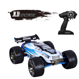 JLBRACINGRC 1/10 Scale 4WD RC Car Electric Racing Monster Truck(RTR) with High Speed of 100 KM white