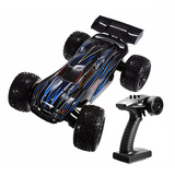 Remote Control Off Road Electric RC car Violence Somersault 1:10 (80A)with blue