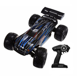 Speed 80KM/H Violence somersault 1:10 Electric Off Road RC car Remote Control(120A)with blue