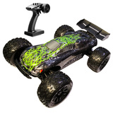 Remote Control Off Road Electric RC car Violence Somersault 1:10 (80A)with green